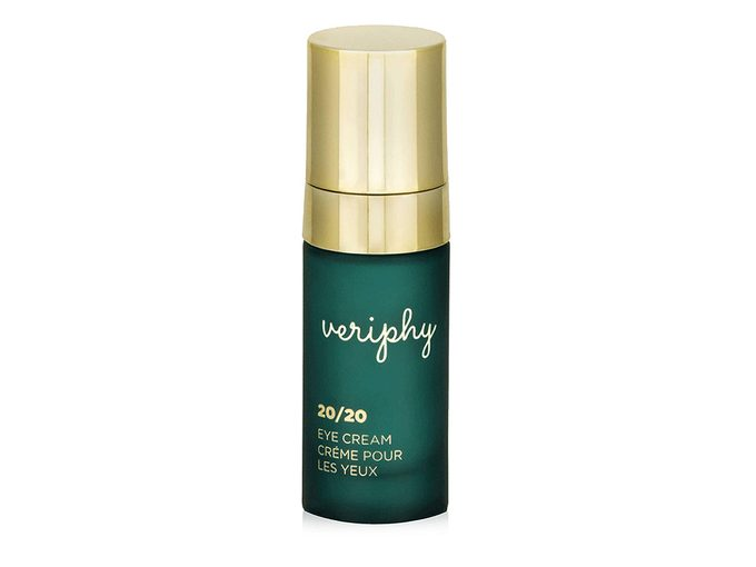 veriphy eye cream | treat and prevent fine lines around eyes