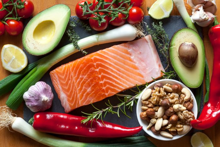 mediterranean diet | foods Items High in Healthy Omega-3 Fats.