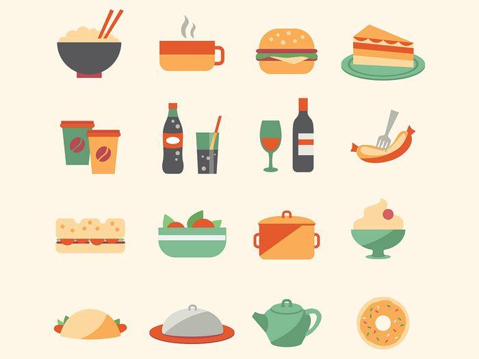 meal rotation | recipes | food illustration | pandemic life refresh