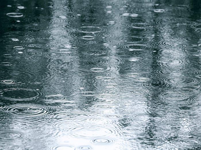 rainy day | prevent worries