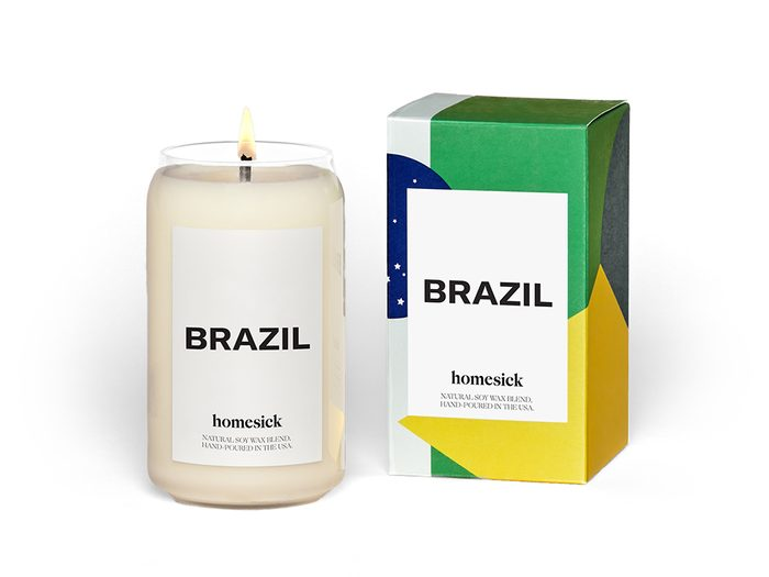 Homesick candle   wellness gifts   best health gift guide