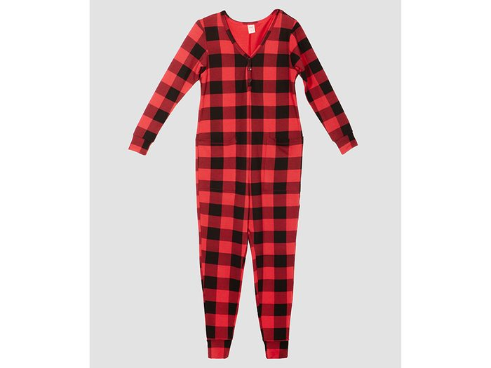 smash + tess plaid romper wellness gifts   best health gift guide