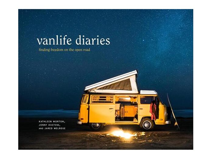 Vanlife Diaries book   wellness gifts   best health gift guide