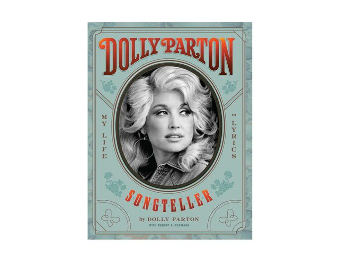 Dolly Parton Songteller wellness gifts   best health gift guide
