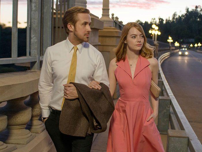 Romantic movies on Netflix - La La Land