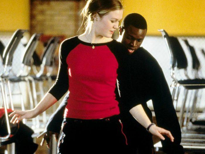 Romantic movies on Netflix - Save the Last Dance