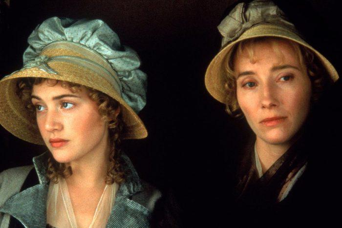 Romantic movies on Netflix - Sense and Sensibility
