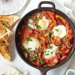 These Spanish-Style Eggs Are Just What You Need to Spice Up Breakfast in Quarantine