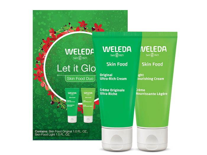 Weleda let It Glow hand cream   wellness gifts   best health gift guide