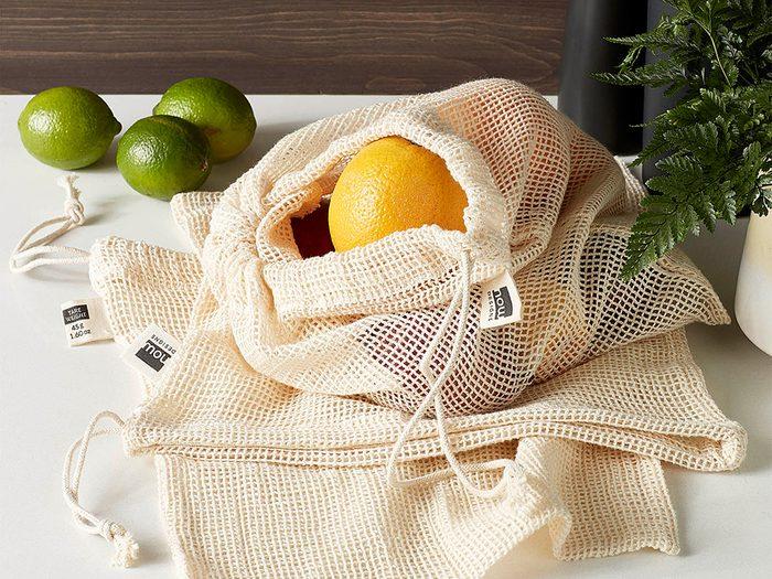 single-use plastic swap   sustainable upgrades eco-friendly home upgrades   simons produce bag
