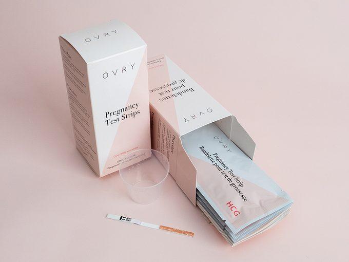 Ovry Strip Pregnancy Test 2