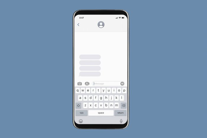 ghosting someone   image of a phone and ghosting someone