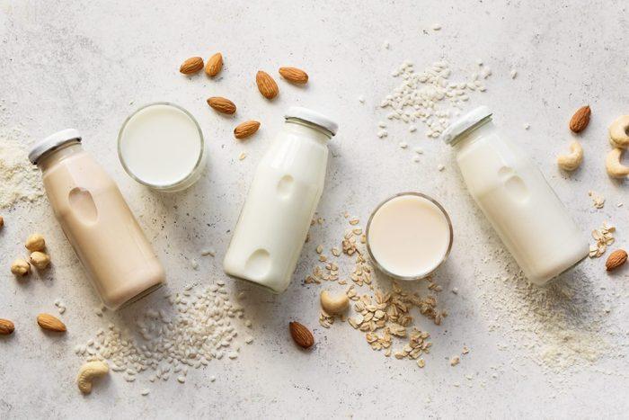 Vegan Plant Based Milk 2
