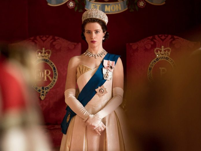 The Crown Netflix Canada