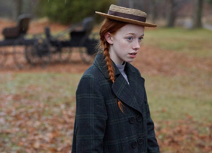 Anne With An E Netflix Canada