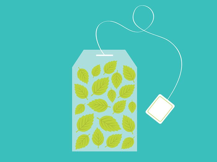 Spearmint Tea Benefits Hero