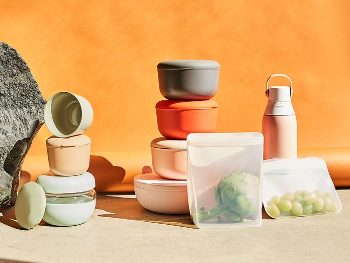 Eco Friendly Sustinable Food Containers Items