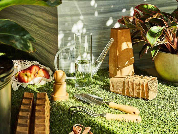 Eco Friendly Sustinable Garden Items