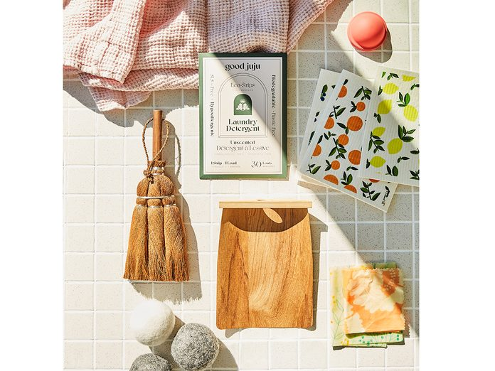 Eco Friendly Sustinable Home Items