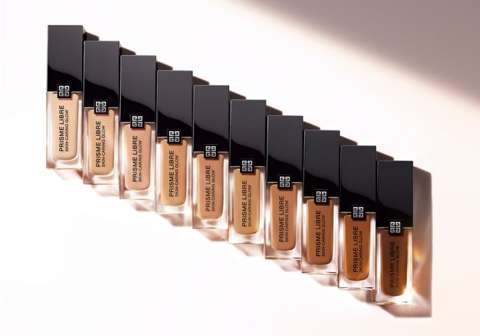 Givenchy foundation   best new beauty products   best beauty launches 2021