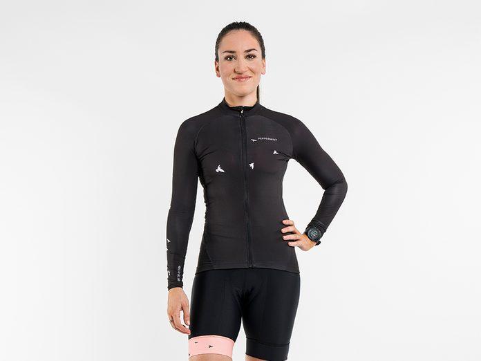 best bike gear   Peppermint Jersey