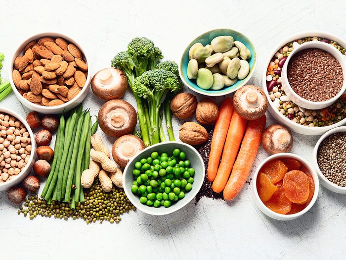 Food,sources,of,plant,based,protein.,healthy,diet,with,legumes,