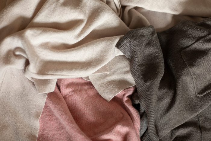 what is lyocell   Old,clothes,in,pink,and,grey,colors,laying,on,a