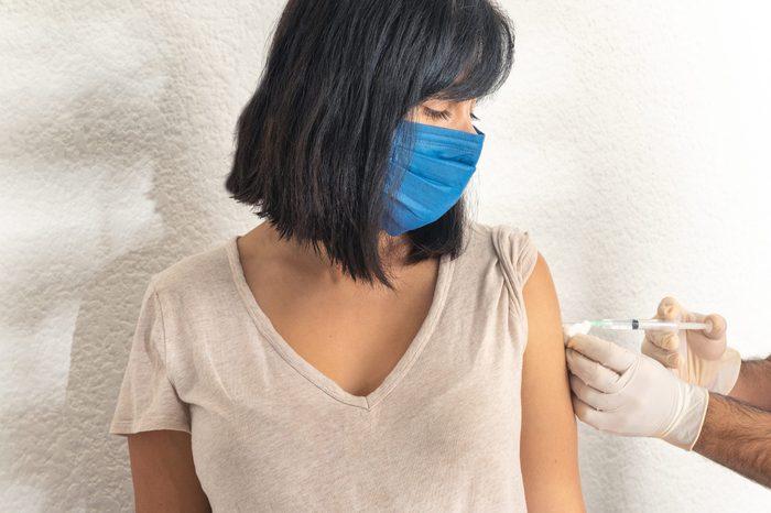 covid 19 vaccine ontario | Coronavirus,vaccine,,woman,get,vaccine,during,coronavirus,pandemic.,covid 19,vaccine