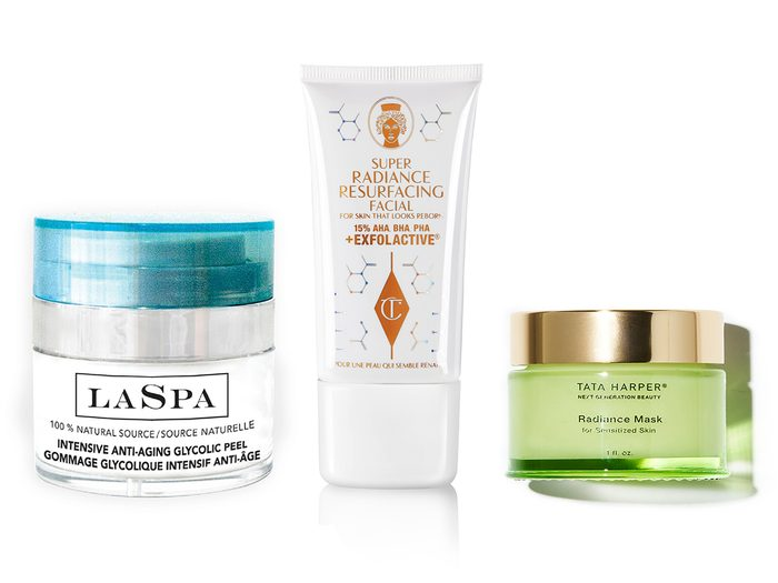 Skin Care Acids Ahas