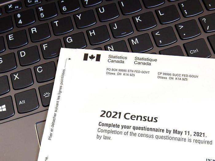 Torontocanada May52021anenvelopewith2021