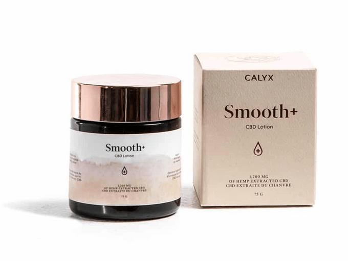 cbd bath products   Calyx Wellness Smooth
