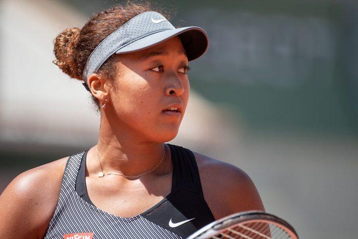naomi osaka mental health   French Open Tennis Roland Garros 2021