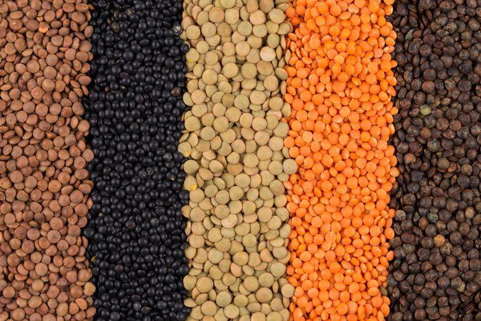 lentils nutrition | Various Legumes Lentils