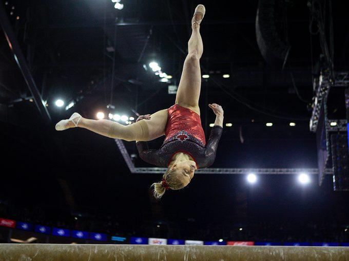 Superstars Of Gymnastics, The O2, London, Uk 23 Mar 2019