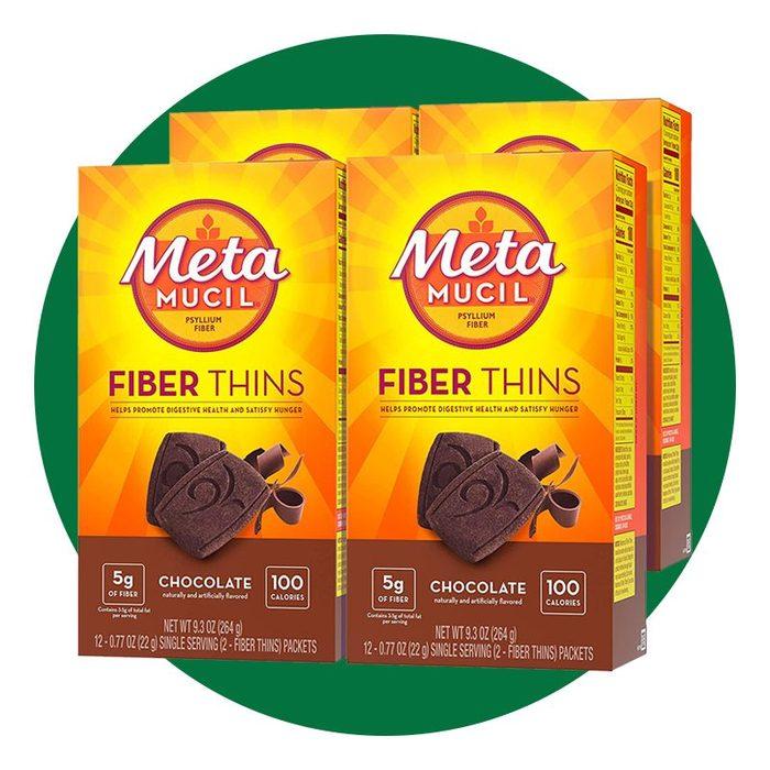 Metamucil Fiber Thins