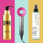 18 Products to Tame Frizzy Hair