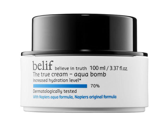 Belif The True Cream Aquabomb   k-beauty canada   korean beauty canada