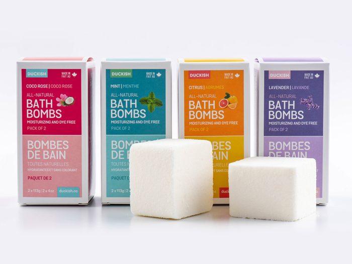 Duckish Bath Products Canada